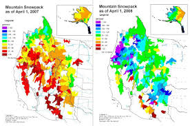 colorado snowpack map colorado pack is 65 of average wildfire today
