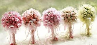 artificial flower bouquets great options of flowers for wedding everafterguide