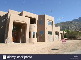 Adobe Style Home Albuquerque New Mexico Sandia Heights Adobe Style Mansion High