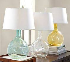 winning round clear glass lamps glass lamp clear glass lamp with