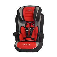 siege isofix 1 2 3 nania luxe imax sp lx isofix agora carmin 1 2 3 car seat
