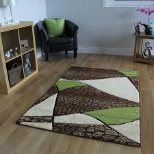 Large Modern Rug by Large Green Rugs Roselawnlutheran