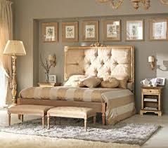 chambre à coucher style baroque les meilleures variantes de lit capitonné dans 43 images lit