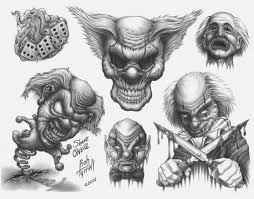 best 25 jester tattoo ideas on pinterest evil tattoos clown