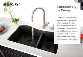 elkay kitchen faucet elkay kitchen sinks collection single handle kitchen