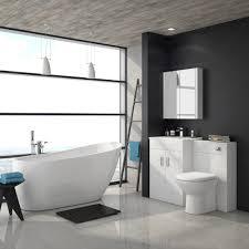 turin vanity unit suite modern slipper bath victorian plumbing
