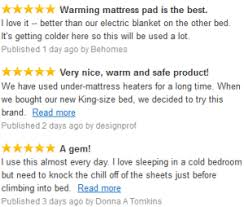 heated mattress pad source heated mattress pad reviews for king