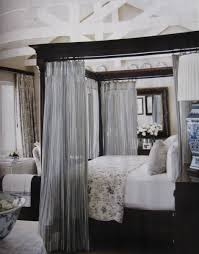 canopy bed curtains clever design 12 cozy for all gnscl