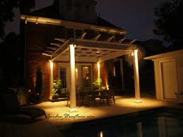 Lighting Store Kitchener Large Pergolas With Turned Columns A Large Pergola Without Braces
