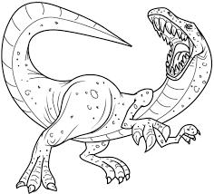 allosaurus coloring page allosaurus dinosaur coloring pages