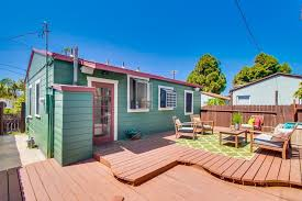cheapest tiny homes this tiny bungalow in san diego invites you to kick back realtor