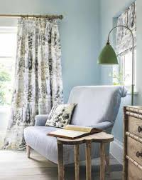 the country decorator light and airy window treatments