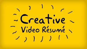 Resume Samples Editor by Creative Video Resume Kassem Jamal Youtube