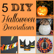 Easy Home Halloween Decorations by Easy Homemade Halloween Decorations Outdoor