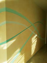 wandgestaltung wischtechnik wandgestaltung wischtechnik mit linien constance mücke