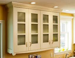 Glass For Kitchen Cabinets Doors by Wall Mounted Glass Kitchen Cabinet Doors U2014 Home Design Stylinghome