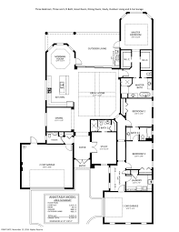 1 Car Garage Dimensions Anastasia Floorplan Stock