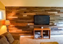 reclaimed weathered redwood wall weekend walls