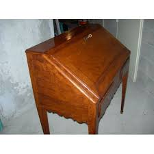 secretaire bureau secrétaire bureau de pente début du xix siècle achat et vente