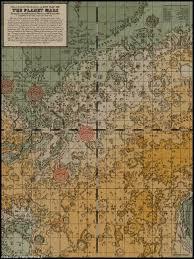 seattle artist eleanor lutz draws stunning medieval map of mars