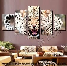 Leopard Print Home Decor Awesome Leopard Print Home Decor Ideas Lar Animal Print Wall