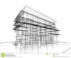 Aframe House Plans Awesome A Frame House Plan 4 Sketch Design Building D Wire Frame