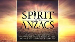 kernaghan spirit of the anzacs official audio