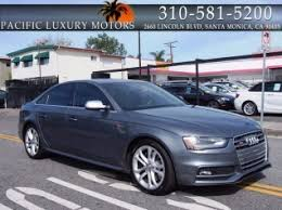 audi s4 used used audi s4 for sale in los angeles ca 17 used s4 listings in