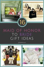 what of gifts to give at a bridal shower 27 great of honor gift to ideas
