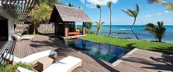 rent private holiday villas beach houses apartment in mauritius