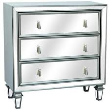 Silver Nightstand Ls 21 Best Bedroom Images On Pinterest Chest Of Drawers Chest