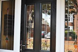 glass for doors and windows a stunning renovation altmore composite upvc rehau frames and