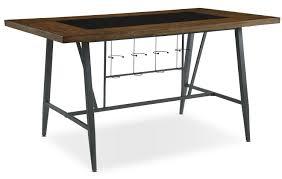 nolita counter height dining table bricks