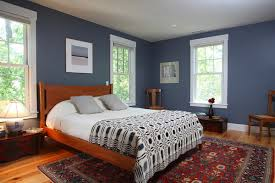 Stunning Blue Paint Colors For Bedrooms Hemling Interiors - Blue paint colors for bedroom