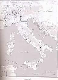 Map Northern Italy by Untitled Document