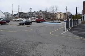 Backyard Parking Parking Garage Options Outlined Mount Desert Islander