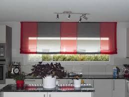 voilage pour cuisine moderne rideaux cuisine contemporain idées décoration intérieure farik us