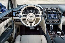 bentley cars inside bentley bentayga review 2016 first drive motoring research
