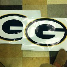Green Bay Packers Bean Bag Chair 2 Green Bay Packers Board Decals 13