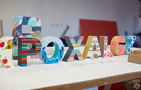 decorating letters with doodles a workshop think make share
