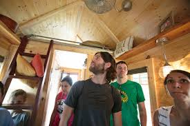 Tiny Houses Texas World U0027s Largest Earth Day Festival Hosts A Tiny House Village In