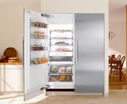 miele f1913sf 36 inch built in full freezer column with adjustable