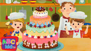 Nursery Rhymes Decorations by Pat A Cake Nursery Rhymes Abckidtv Youtube