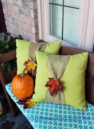 do it yourself fall home decor ideas