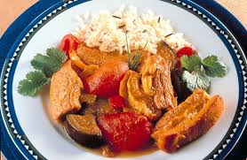 comment cuisiner le tendron de veau colombo à la créole recettes de cuisine la viande fr