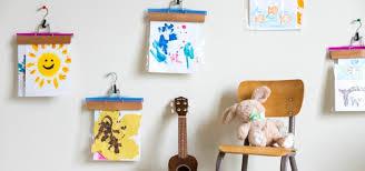wandgestaltung kindergarten diy deko kinderzeichnungen atemberaubende kreative wandgestaltung