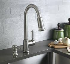 moen kitchen faucet with soap dispenser moen soap dispenser for a stylish bathroom moen kitchen faucet