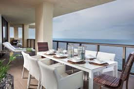 modern balconies interior design ideas small balcony with big