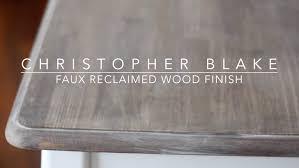 diy reclaimed wood finish chrstphrblk youtube