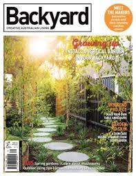 Backyard  Garden Design Ideas Magazine Get Your Digital - Backyard and garden design ideas magazine